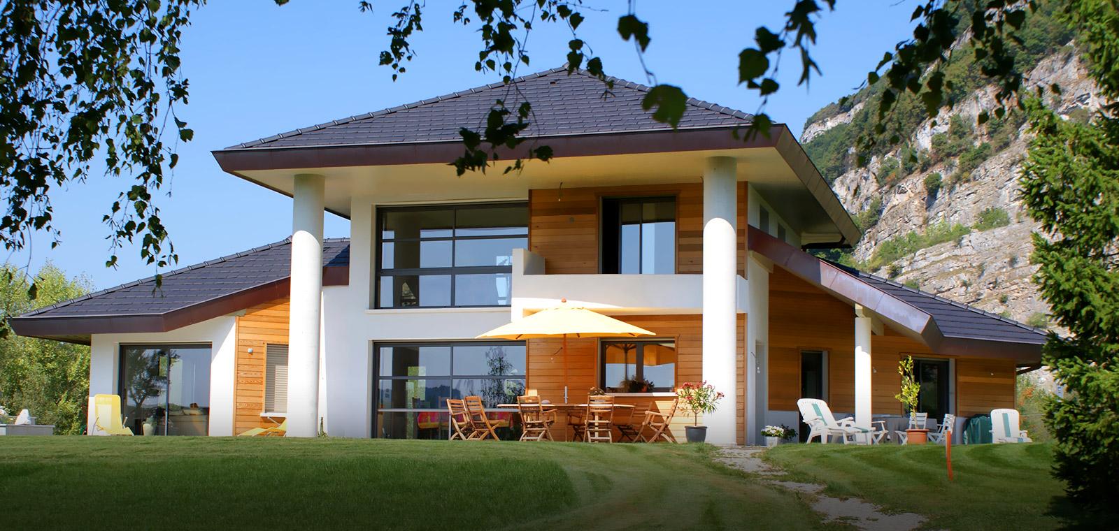 Maisons 4807 constructeur de maisons individuelles en for Constructeur maison haute savoie
