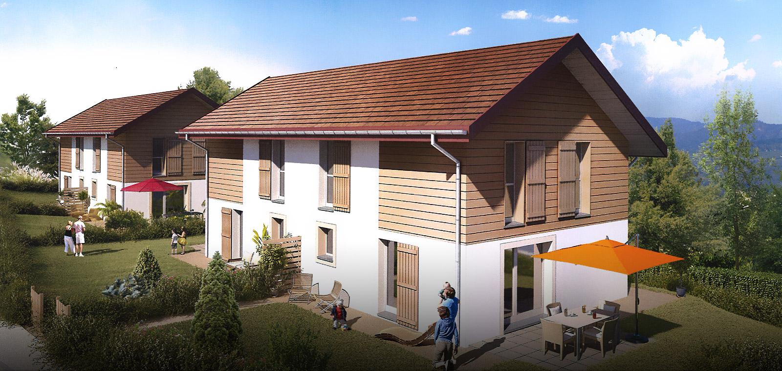 Maisons 4807 constructeur de maisons individuelles en for Constructeur maison individuelle savoie